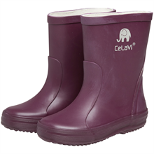 CeLaVi Wellies New Basic Boot Blackberry