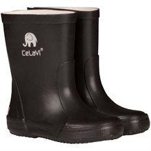 CeLaVi Wellies New Basic Boot Black