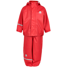 CeLaVi Rain Set Basic Red