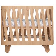 Charlie Crane Muka Ajustable Bed Oak