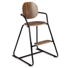 Charlie Crane Tibu High Chair Walnut Black Edition