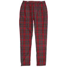 Christina Rohde 326 Pants Red Checked