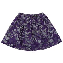 Christina Rohde 202 Skirt Dark Purple