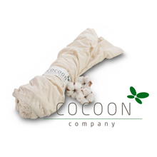 Cocoon Organic Jersey Cover for Baby Cradle