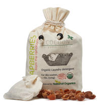 Cocoon Organic Laundry Soap Berries 500 g.