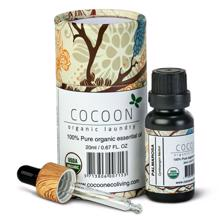 Cocoon Organic Laundry Palmrose Oil 20 ml.