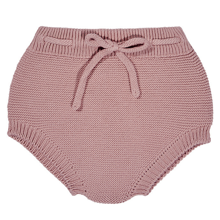 Cóndor Bloomers Knit Old Rose