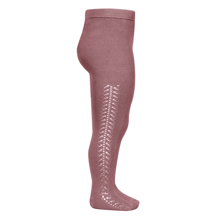 Cóndor Tights Rib Praliné