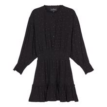Designers Remix, Girls Leana Sleeve Dress Black
