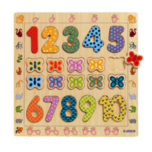 Djeco Educational Puzzle