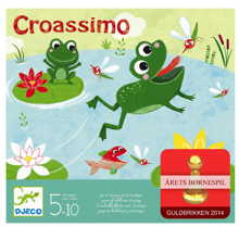 Djeco Croassimo Pond of the Frogs