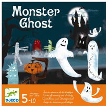 Djeco Monster Ghost Game