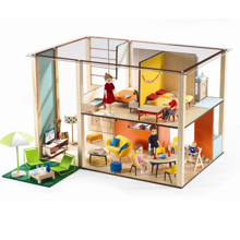 Djeco Petit Home Doll House Large
