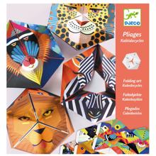 Djeco Paper Creations - Flexanimals