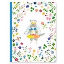 Djeco Lovely Paper Notebook Aiko