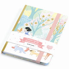 Djeco Lovely Paper Notebook