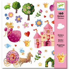 Djeco Stickers Princess Marguerite