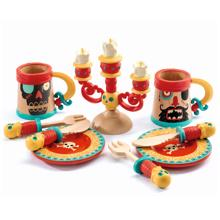 Djeco Role Play Pirates Dishes