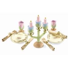 Djeco Role Play Princess Dishes