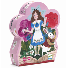 Djeco Puzzle Alice in Wonderland