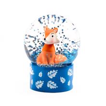 Djeco Snow Globe Fox
