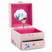 Djeco Jewlery Box with Music Bird