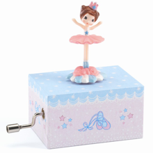 Djeco Musical Box Ballerina on Stage