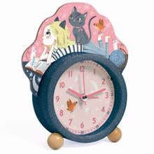 Djeco Alarm Clock Girl and Cat