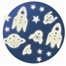 Djeco Wall Stickers Space