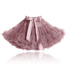 Dolly by Le Petit Tom Skirt Mauve