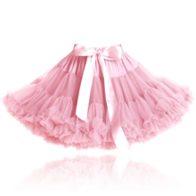 Dolly by Le Petit Tom Skirt Rose Pink