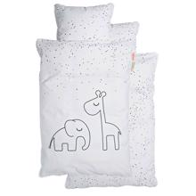 Done by Deer Bedlinen Dreamy Dots White
