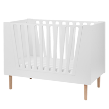 Done by Deer Baby Cot White