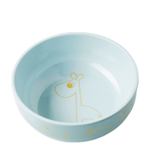 Done by Deer Yummy Bowl Contour Gold/Blue