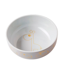 Done by Deer Yummy Bowl Contour Gold/Grey