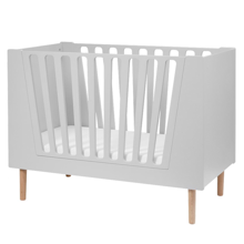 Done by Deer Baby Cot Grey