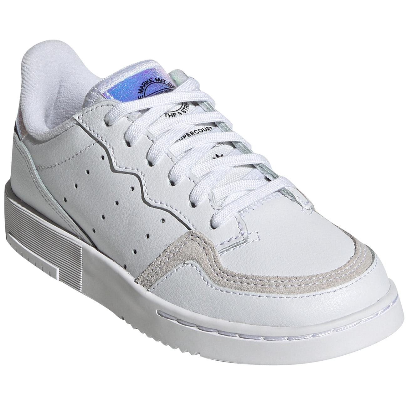 Adidas Supercourt Sneakers White Blanc