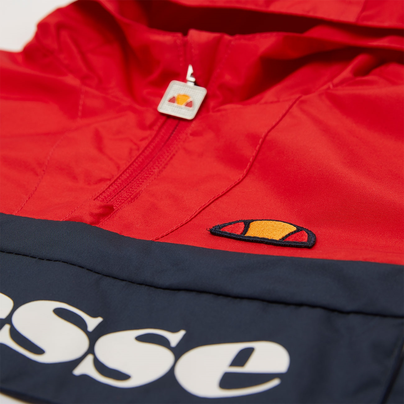 Ellesse Red Granios Windrunner Jacket