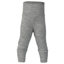 Engel Baby Pants Long Grey Melange