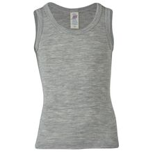 Engel Childrens Singlet Grey Melange