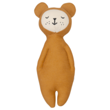 Fabelab Soft Rattle Bear
