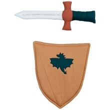 Fabelab Shield and Sword Olive