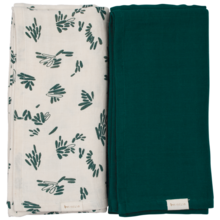 Fabelab Swaddle 2-pack Forest Floor