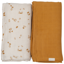 Fabelab Swaddle 2-pack Woodland Path