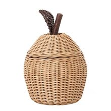 Ferm Living Apple Small Braided Storage