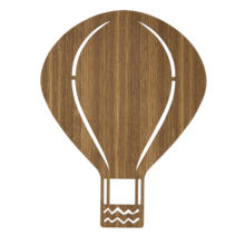 Ferm Living Air Balloon Lamp Smoked Oak