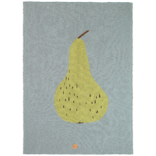 Ferm Living Blanket Pear