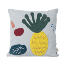 Ferm Living Pineapple Cushion m. Pude