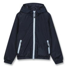 Finger In The Nose Barkley Woven Hooded Wind Breaker Super Navy