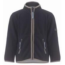 Ver de Terre Doubleface Fleece Jacket (navy)